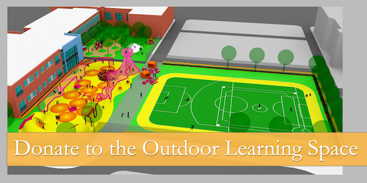Donate to the Outdoor Learning Space at Ancona